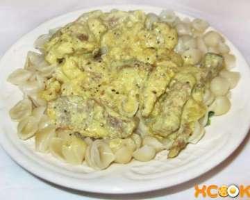 Подлива к макаронам с мясом — простой и вкусный рецепт с фото, как приготовить