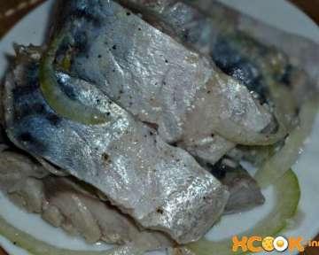 Сагудай из скумбрии – пошаговый рецепт с фото, как приготовить маринованную рыбу
