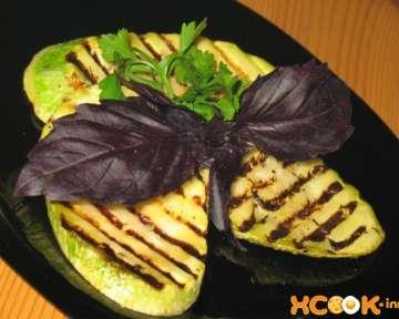 Вкусные кабачки на сковороде-гриль – как замариновать и пожарить, простой рецепт с пошаговыми фото