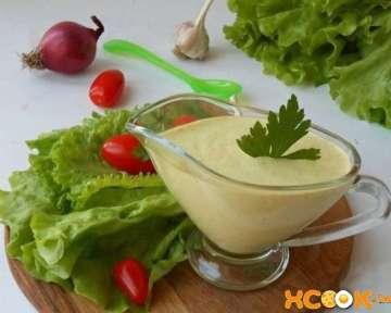 Настоящий соус для шавермы на кефире – как сделать по классическому рецепту с фото в домашних условиях
