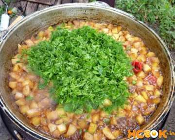 Национальное казахское блюдо куырдак – пошаговый рецепт приготовления с фото