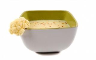 Полезные качества пюре из цветной капусты, его калорийность и применение; приготовление диетического блюда и рецепты с ним