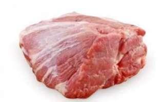Шея свиная – как вкусно приготовить, польза и вред