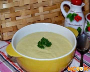 Классический луковый суп-пюре – рецепт приготовления с пошаговыми фото просто и вкусно