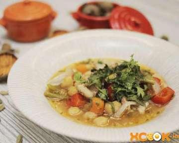Армянский суп бозбаш из баранины — рецепт с фото, как приготовить в домашних условиях