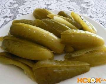 Маринованные огурчики по-болгарски – рецепт с фото, как мариновать на зиму
