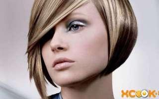 Ассиметричные стрижки боб, каре и другие с косой челкой и без для длинных и коротких волос под все типы лица – текстовая и видео инструкция
