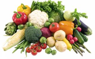 Овощи – польза и вред, выбор, хранение и выращивание