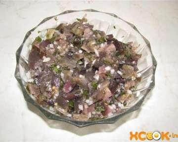 Рецепт приготовления квашеных баклажанов с чесноком с пошаговыми фото