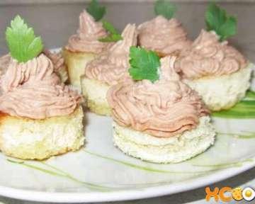 Бутерброды с гусиным паштетом – пошаговый рецепт с фото приготовления в домашних условиях