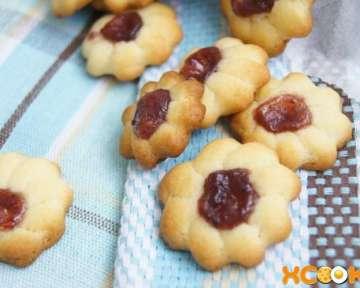 Печенье курабье бакинское – пошаговый фото рецепт приготовления по ГОСТу
