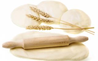Тесто – разновидности и способы приготовления, рецепты с фото