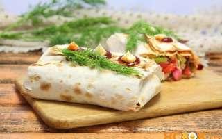 Лаваш с овощами и сыром – приготовление закусочного рулета по рецепту с пошаговыми фото просто и быстро