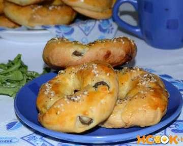 Турецкие булочки ачма — пошаговый рецепт с фото приготовления в домашних условиях