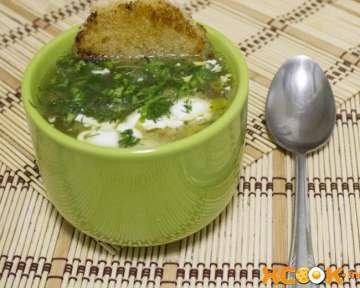 Французский луковый суп из порея и картофеля – рецепт с пошаговыми фото, как приготовить вкусно для похудения