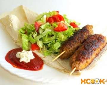 Вкусный люля-кебаб на сковороде – как правильно пожарить, простой пошаговый фото рецепт приготовления