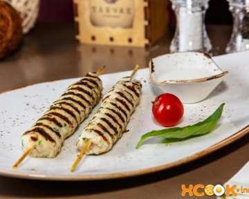 Вкусный люля-кебаб из фарша курицы – как приготовить на сковороде-гриль в домашних условиях, простой пошаговый фото рецепт