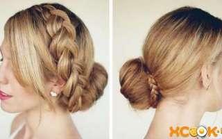 Прическа с косой — заплетенной на бок (длинные и средние волосы) на каждый день: мастер класс, как сделать прическу своими руками с фото