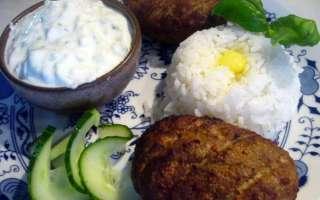 Пошаговый рецепт с фото, как приготовить греческое блюдо бифтеки