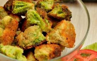 Капуста брокколи в кляре – вкусный пошаговый фото рецепт приготовления на сковороде