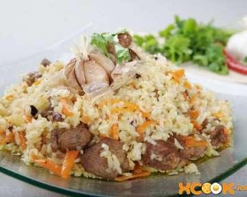 Настоящий вкусный плов из баранины — пошаговый рецепт с фото приготовления в домашних условиях