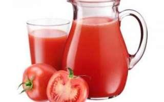 Томатный сок — полезные свойства, вред и калорийность