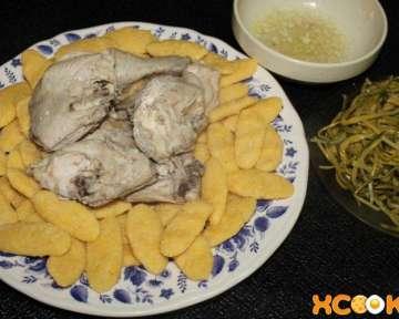 Чеченские галушки с мясом ахар галныш – пошаговый рецепт с фото, как приготовить с курицей в домашних условиях