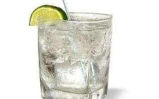 Тоник – разновидности напитка, как приготовить коктейли