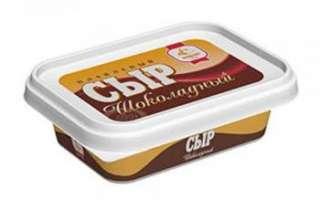 Особенности плавленого шоколадного сыра, а также рецепт его приготовления