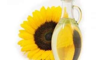 Использование подсолнечного масла в кулинарии, полезные свойства и противопоказания