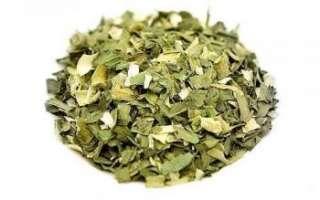 Лук зеленый сушеный — калорийность, польза и вред