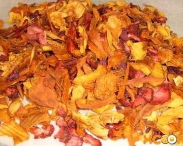 Пошаговый фото рецепт того, как в домашних условиях сделать чипсы из фруктов в духовом шкафу или электросушилке