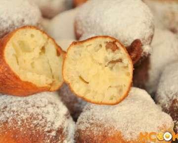Пончики шариками Oliebollen — рецепт с фото приготовления национального блюда Голландии