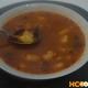 Томатный суп с белой и красной консервированной фасолью – приготовление по рецепту с пошаговыми фото
