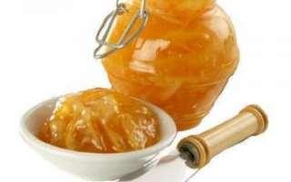 Апельсиновый джем — консервируем на зиму