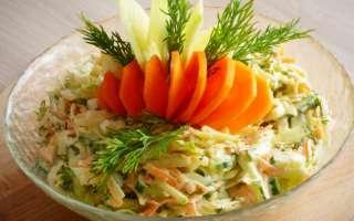Быстрый и вкусный салат из зеленой редьки с морковью – пошаговый фото рецепт приготовления с яйцом