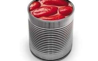Описание пищевой ценности томатов консервированных в собственном соку
