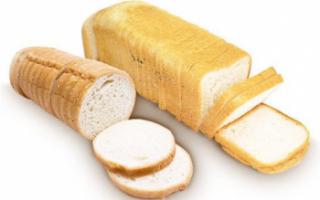 Хлеб для тостов — состав, полезные свойства и калорийность.