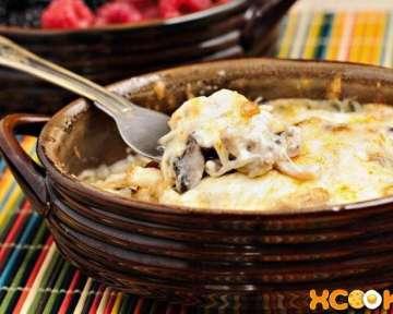 Жульен в горшочках с курицей и грибами – пошаговый рецепт с фото, как его приготовить в духовке