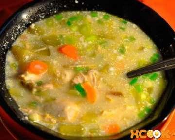 Рассольник с курицей и перловкой — классический пошаговый фото рецепт, как варить этот суп