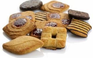 Печенье – способы домашнего приготовления, состав, польза и вред