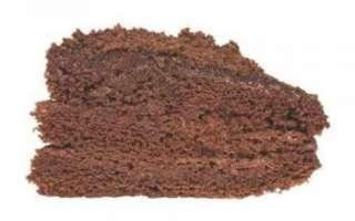 Шоколадный бисквит — калорийность, состав и рецепт