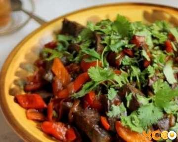 Джиз-быз из баранины по-азербайджански – пошаговый фото рецепт приготовления