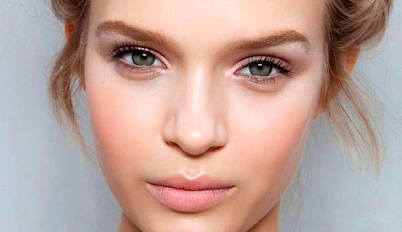 Правила естественного макияжа модели онлайн аргун