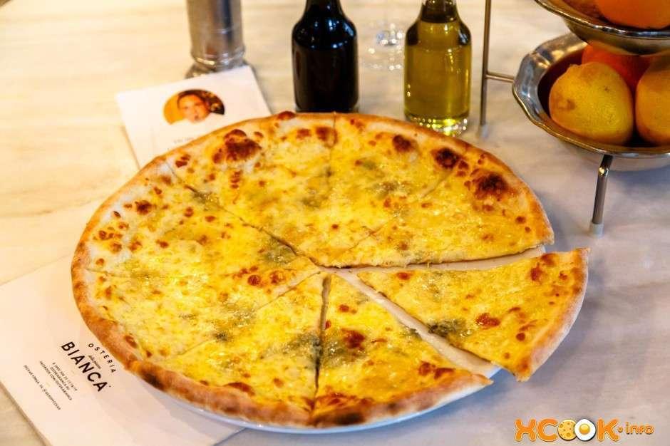 Пицца Рецепт Классический | 626x940