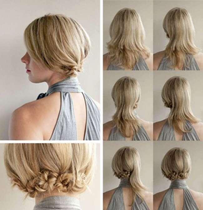 для длинных и коротких волос