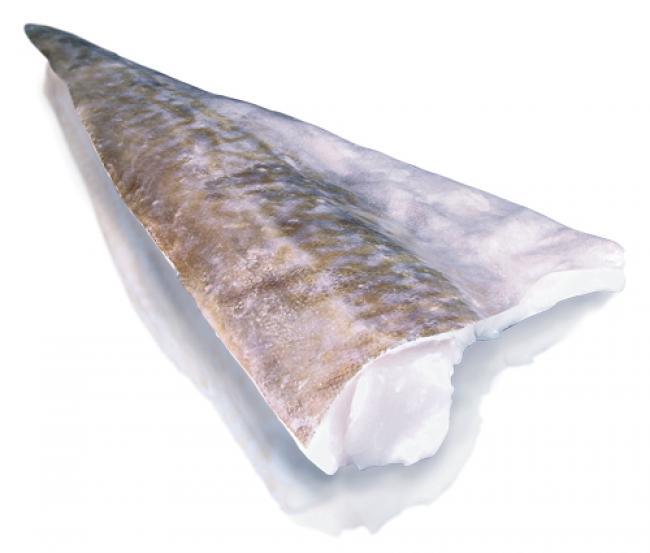 филе рыбы трески